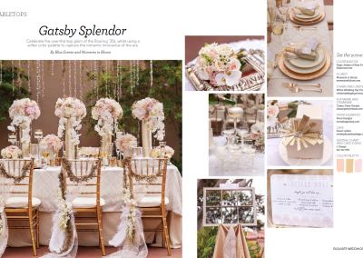 Exquisite Weddings 24carat Splendor